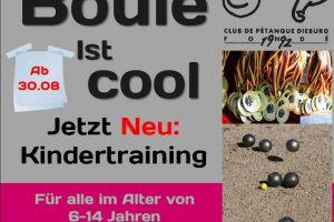 Jugendtraining 2021
