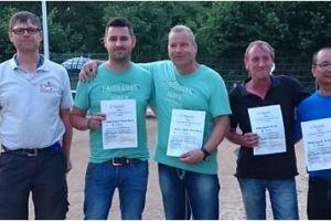 Sieger 16. Schloßgartenturnier